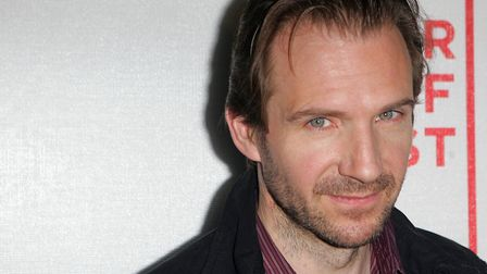 Actor Ralph Fiennes, has been seen around Suffolk filming for the Netflix movie The Dig. Picture: AP