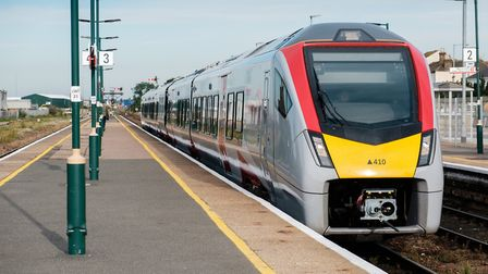 The new Greater Anglia trains are due to start operating on the line from Ipswich to Lowestoft withi
