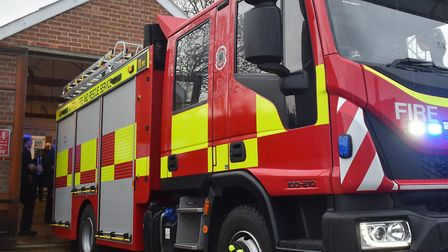 More than a third of incidents responded to by Essex Fire and Rescue Service were false alarms, more