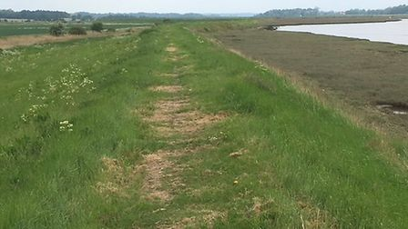 Rights of way in Suffolk have been assessed in Suffolk County Council's latest report. Picture: RICH
