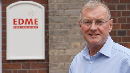 Mark Hodson, managing director, Edme Picture: LAURA WATSON/RED FLAME COMMS