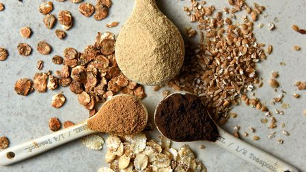 Edme ingredients, which are made for food manufacturers Picture: LAURA WATSON/RED FLAME COMMS