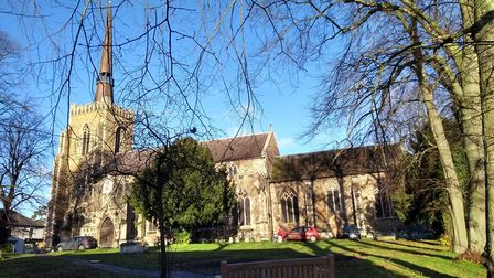 St Peter and St Mary's Parish church in Stowmarket is the lucky winner of nearly �100,000 in funding
