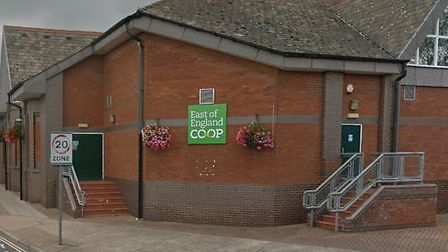 The Leiston Co-op in Sizewell Road Picture: GOOGLE MAPS