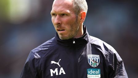 Michael Appleton was a coach at Leicester and West Brom before becoming Lincoln manager. Photo: PA