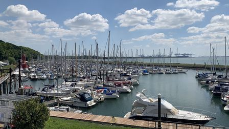 Suffolk Yacht Harbour at Levington has been shortlisted for Marina of the Year in this year's Britis