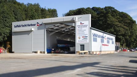 Suffolk Yacht Harbour has been shortlisted for Marina of the Year in the British Yachting Awards. Pi
