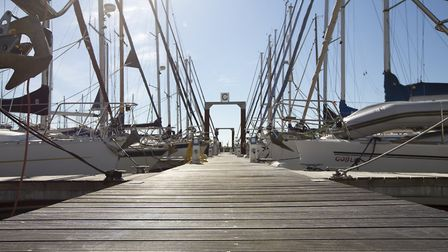 Suffolk Yacht Harbour at Levington has been shortlisted in the Marina of the Year category in this y