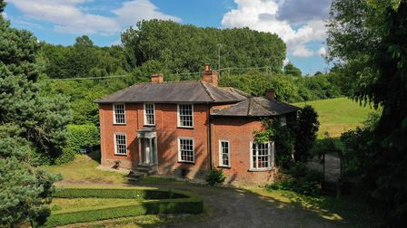Shirburn Mill, with the Mill House and the mill for restoration, is for sale with Grier & Partners.