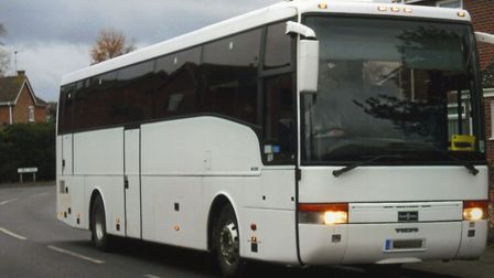 Bus cuts in Suffolk have been problematic for some parents. Picture: R.A FOWLER