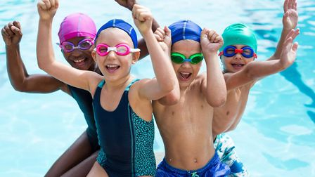 Children will be able to enjoy free swimming in Suffolk this half term and during the Christmas holi