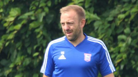 Matt Gill left his role as Norwich City U23s manager to join Paul Lambert's first team coaching staf