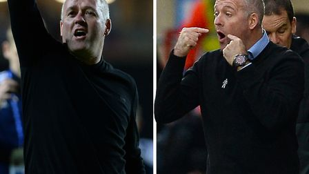 Paul Lambert takes his side back to Accrington this weekend, nine months after their FA Cup humbling