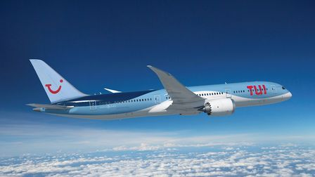TUI is set to expand its summer offering from Stansted Picture: ED TURNER/TUI UK