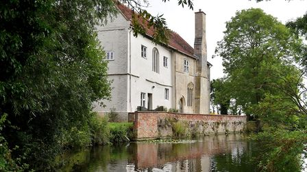 St Peter's Hall at South Elmham, near Bungay, is the idyllic setting for St Peter's Brewery., but br