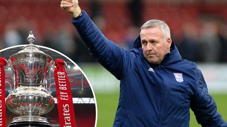 Ipswich Town manager Paul Lambert is likely to make League One promotion his top priority this seaso