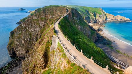 Sark Island is part of the Channel Islands Picture: Getty Images/iStockphoto