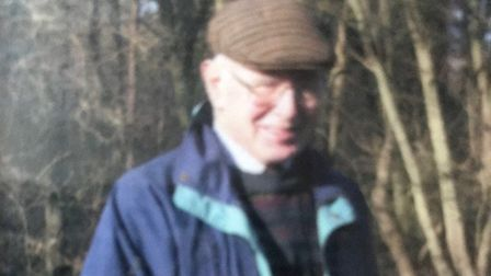 John 'Rex' Twinn died in 2014 from cancer aged just 83. Edward's charity work is going towards Macmi