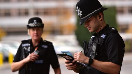 Suffolk police could receive 150 new officers over three years Picture: ARCHANT