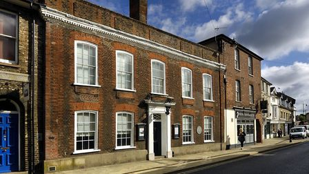 Contractors have been appointed for the Gainsborough's House transformation Picture: GAINSBOROUGH'S