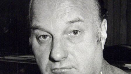 Former Suffolk police Detective Chief Superintendent Eric Shields has died Picture: ARCHANT ARCHIVE
