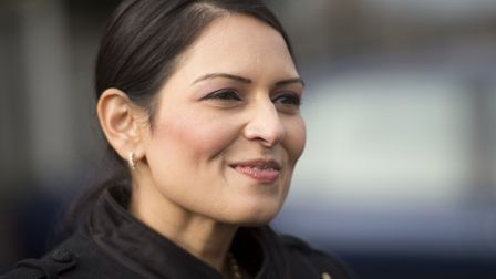 Home Secretary Priti Patel has re-ignited her war of words with Colchester council over the A12 upgr