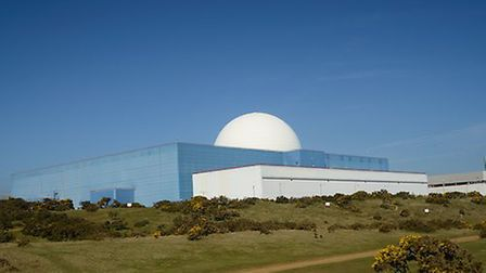 Sizewell B at Leiston. What will the decision be on Sizewell C? Picture: EDF ENERGY