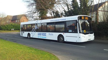 Suffolk's school bus changes caused anger for parents. Picture: JAMES HARGRAVE