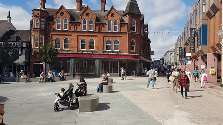 Town centres need government support for retailers. Picture: PAUL GEATER