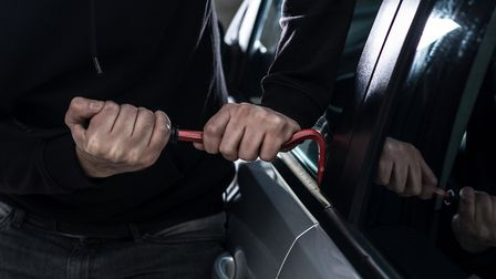 There was a 10% rise in the number of vehicle theft incidents in Suffolk last year Picture: GETTY IM