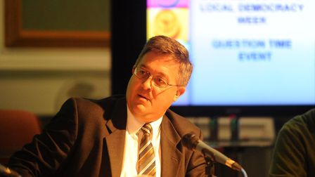 Stephen Baker, East Suffolk Council chief executive, said the council had a loyal band of volunteers