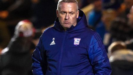 Town manager Paul Lambert pictured at Colchester.Picture: Steve Waller www.stephenwaller.co
