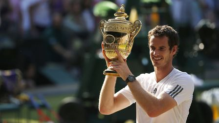 Andy Murray has won two Wimbledon titles - and Nino Severino thinks he'll go on to win more Grand Sl