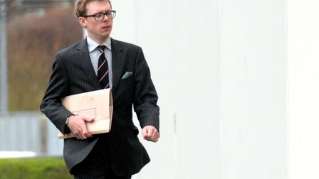 Archibald Clifton-Brown has had his conviction for assault overturned on appeal. Picture: ARCHANT