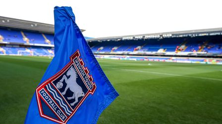Ipswich Town's New Year's Day game with Wycombe Wanderers will be shown live on Sky TV. Picture: STE