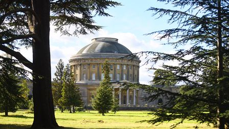 Ickworth House will host a new winter experience for the run-up to Christmas. Picture: GREGG BROWN