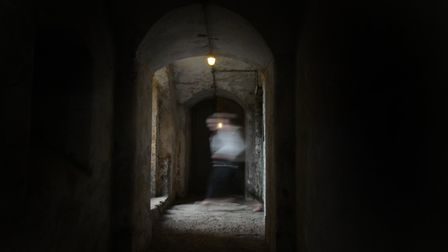 Landguard Fort in Felixstowe is said to be one of the most haunted places in the country Picture: