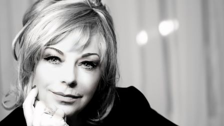Mari Wilson is bringing her Pop Deluxe show to the New Wolsey Photo: Republic Media