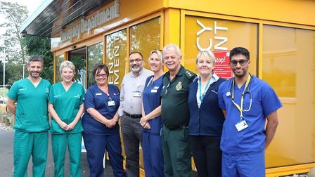 West Suffolk NHS Foundation Trust A&E department was one of the best in the country in the CQC's lat