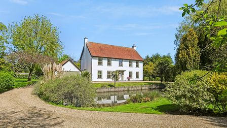 Cockfield House is on the market. Picture: BEDFORDS