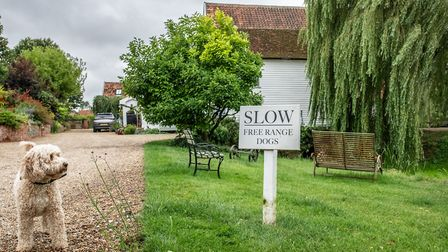 Letheringham Water Mill Cottages, near Woodbridge, has reached the finals of the iPaper Staycation D