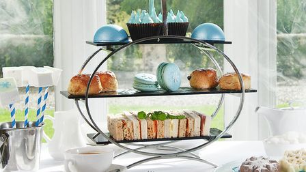 Tasty treats for a family-friendly afternoon tea at The Ickworth, inspired by the Disney film Frozen
