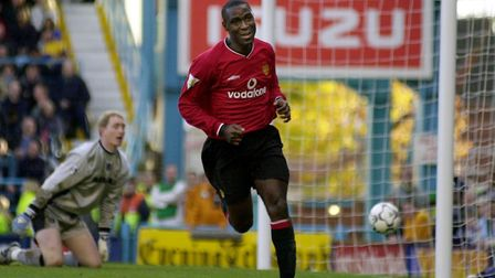 Ex-Manchester United and Newcastle star Andy Cole will serve as the forwards coach at Southend. Pict