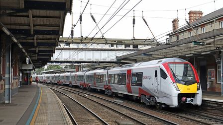 The new trains are being tested on the main line, but the Great Eastern Taskforce is trying to ensur