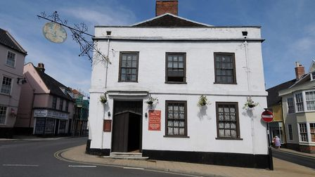Three Tuns in Bungay is well known for Rex, a ghost who loves to play tricks on people. Photo: Andy