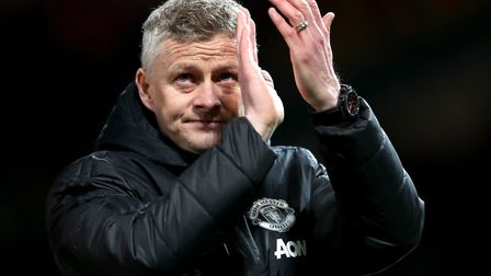 Manchester United manager Ole Gunnar Solskjaer, whose team will host the U's in the EFL Cup