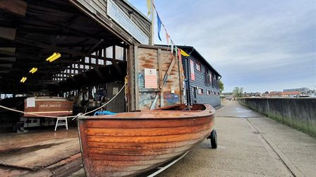 The boatyard has been attracting new customers, particularly those with classic boats in need of tra