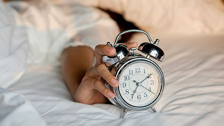 It's claimed clock changes can affect sleep quality. Picture: Getty Images/iStockphoto