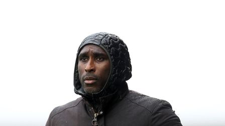 Sol Campbell's first game as Southend manager ended in defeat. Picture: PA