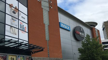 Cineworld Ipswich will be showing all this winter's biggest blockbusters Picture: ARCHANT